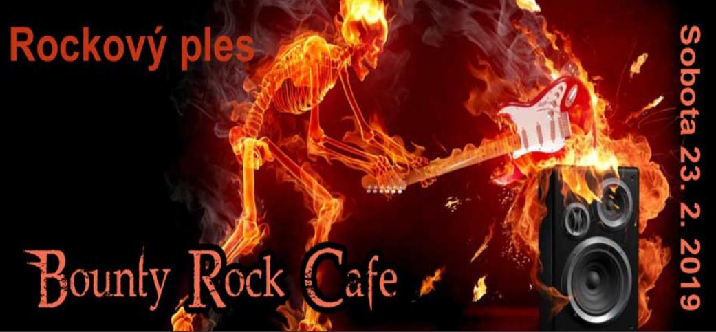 N Rockový ples BRC